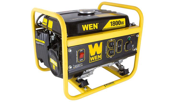 WEN 56180, Gas Powered Portable Generator