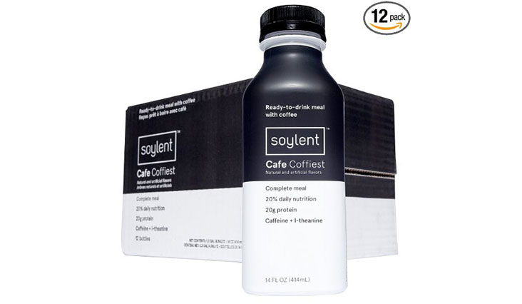 Soylent Coffiest Ready to Drink Breakfast