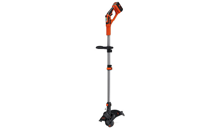BLACK+DECKER LST136W 40V MAX Lithium Ion String Trimmer, 13""