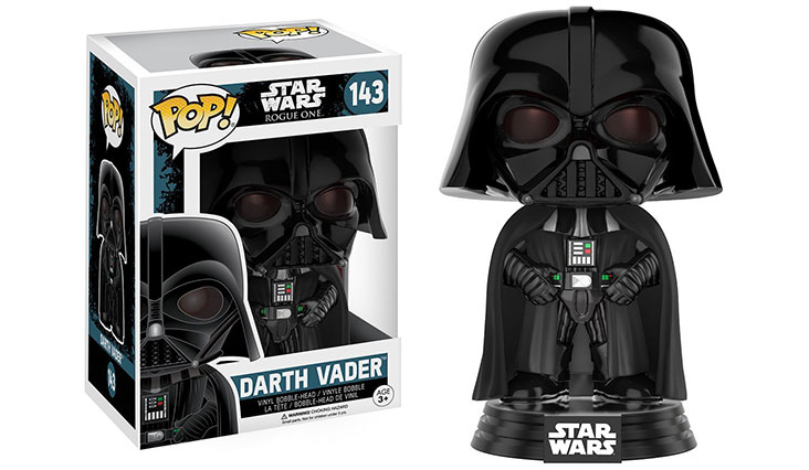 POP Star Wars: Rogue One - Darth Vader2