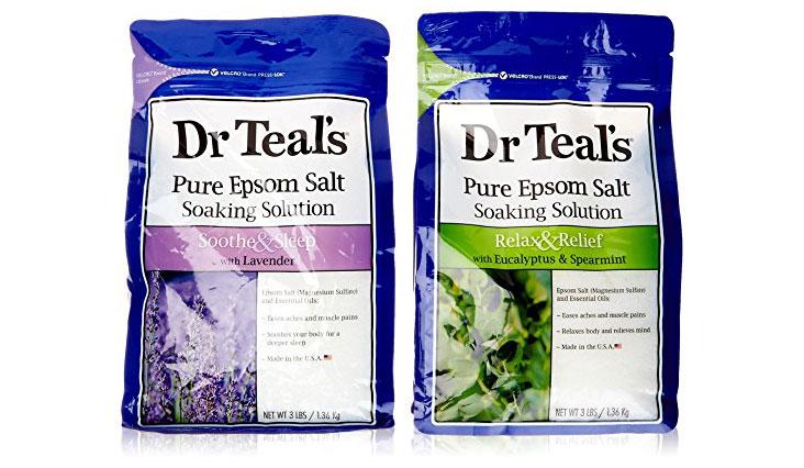 Dr. Teals Epsom Salt Soaking Solution Bundle