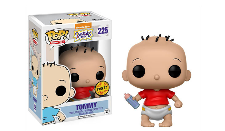 Funko POP Television Rugrats Tommy Pickles (styles may vary) Action Figure
