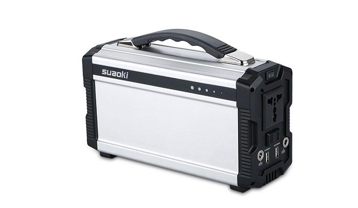 Suaoki 220Wh/20,000mAh Portable Generator Power