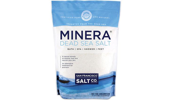Minera Natural Dead Sea Salt