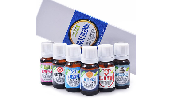 Best Blends Set of 6 100% Pure
