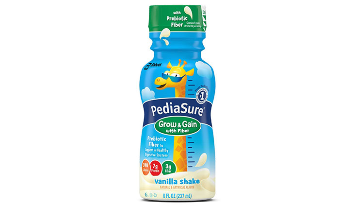 PediaSure Nutrition Drink with Fiber, Vanilla