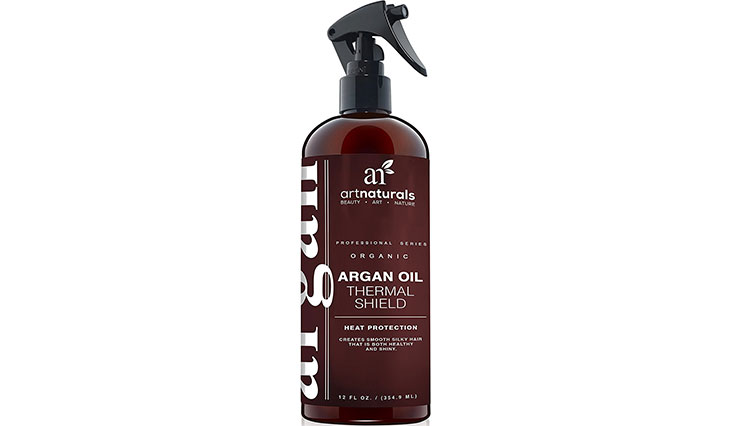 ArtNaturals Thermal Hair Protector Spray - 8.0 Oz
