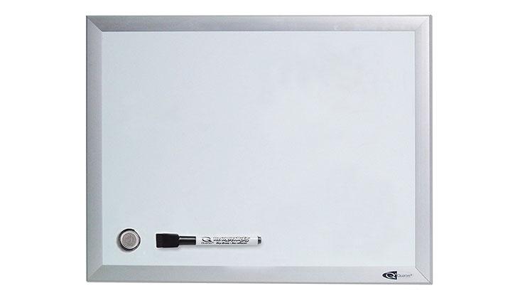 Quartet Whiteboard, Silver Aluminum Frame (S531)
