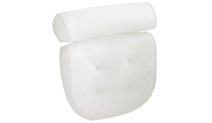 Non Slip Luxury Spa Bath Pillow by Viventive