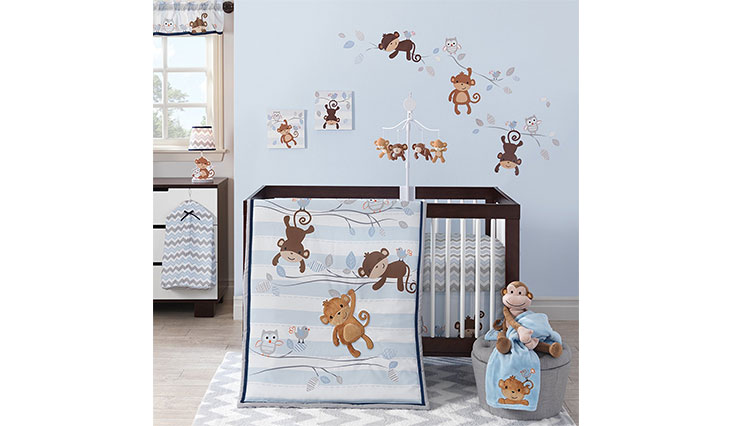 Top 10 Crib Bedding Sets To Comfort Baby In Review 2017