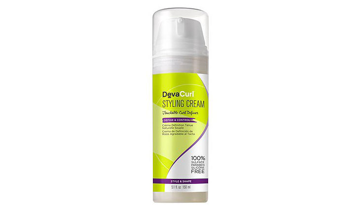 DevaCurl Styling Cream, 5.1 Fluid Ounce