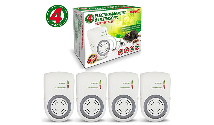 Top 8 Best Ultrasonic Pest Repellents for Eliminating Pests in Review 2017