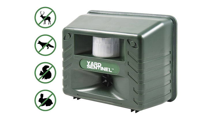Yard Sentinel, Outdoor Electronic Pest Animal Ultrasonic Repeller