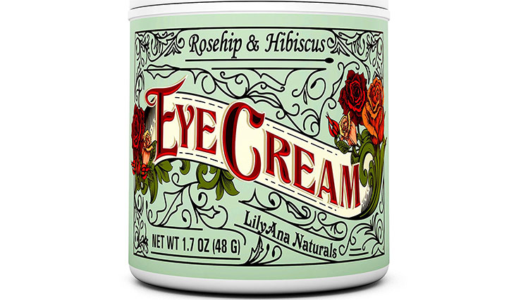 Eye Cream Moisturizer, Natural Anti Aging Skin Care