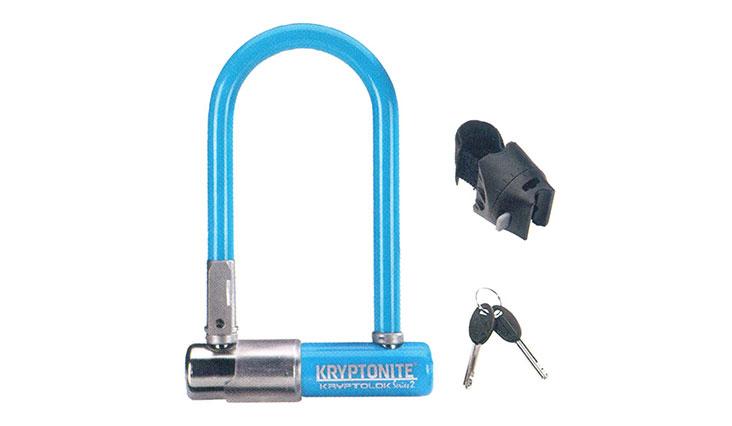 Kryptonite Kryptolok Series 2 Mini Bicycle U-Lock