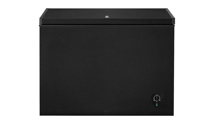 Kenmore 8.8 cu. ft. Chest Freezer Black