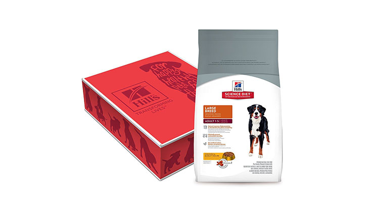 Hill's Science Diet Large Breed Dry Dog Food