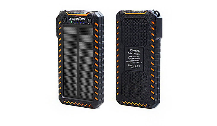 Top 10 Best Solar Battery Chargers For Travelers In Review 2017