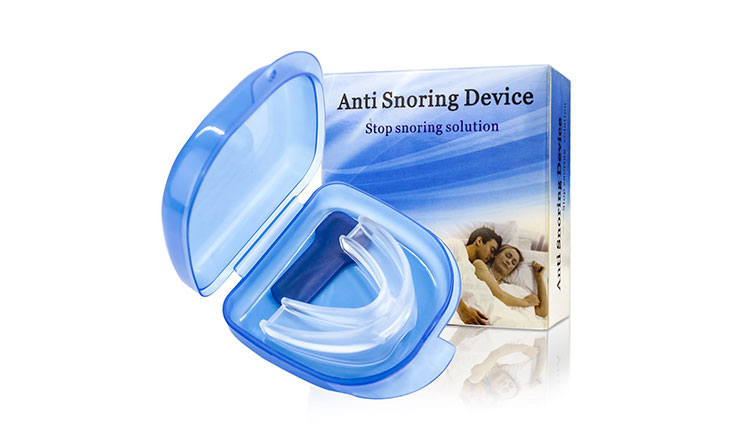 Medihealer Anti Snoring Aids Snore Reducing Mouth Tray Device for Natural and Comfortable Sleep