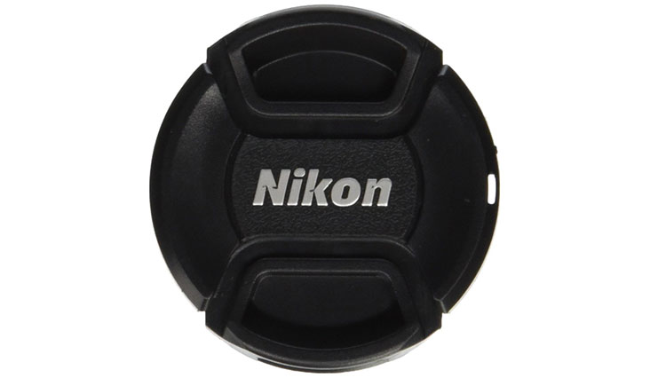 SouthBayCamera (2-Pack) 52MM Center Pinch Lens Cap for Nikon DSLR Camera