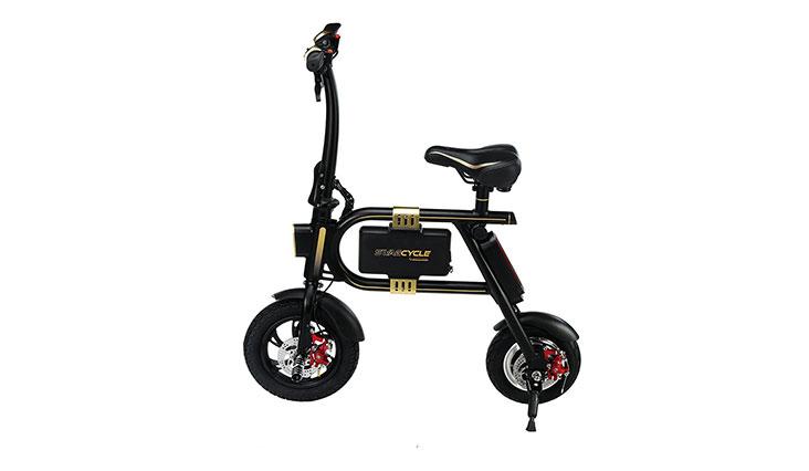 SWAGTRON SwagCycle E-Bike- Folding Electric Bicycle