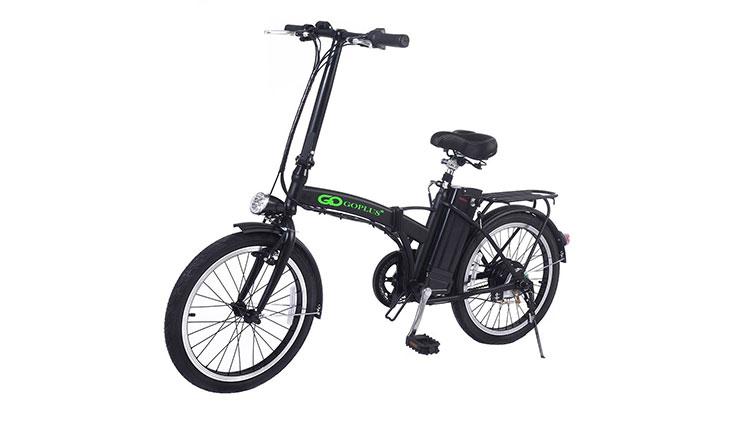 Go Plus Folding Electric Bike Sport Mountain