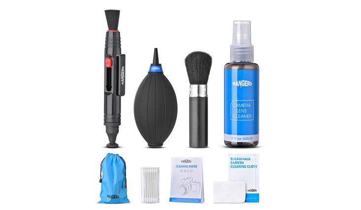 Top 10 Best Professional Camera Cleaning Kit For Camera Men in Review 2018