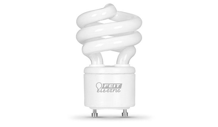 Feit BPESL13T/GU24/2 13-watt Twist Soft White GU24 Base, 2-Pack