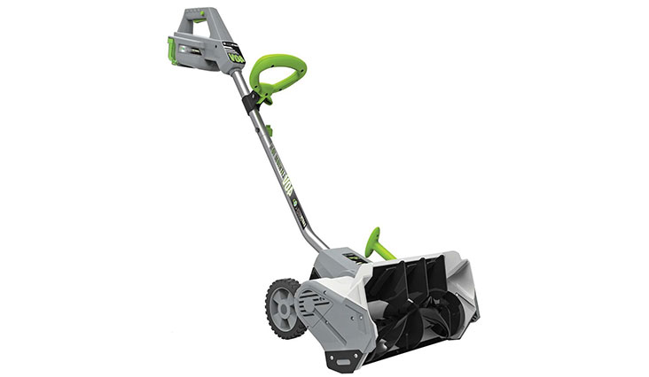 "Earthwise SN74014 40V Electric Snow Shovel, 14"" Cordless"
