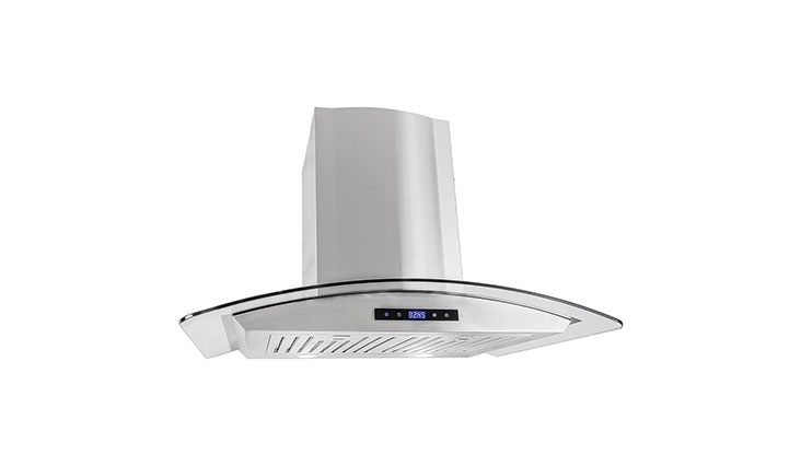 Top 10 Best Quality Range Hoods for Kitchen in Review 2018