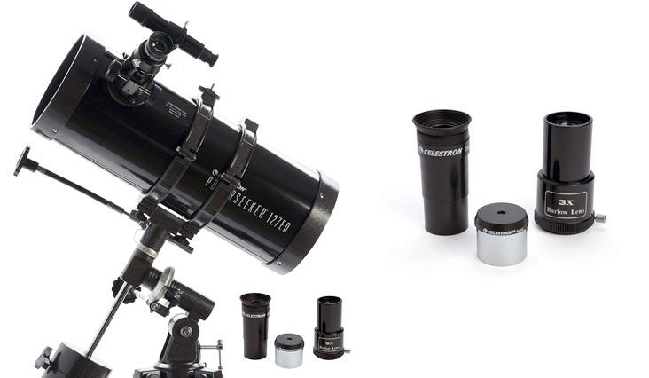Celestron's PowerSeekers telescope