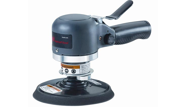 6-Inch Heavy-Duty Air Dual-Action Quiet Sander