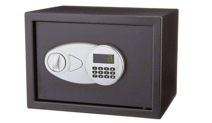 Security Safe - 0.5-Cubic Feet