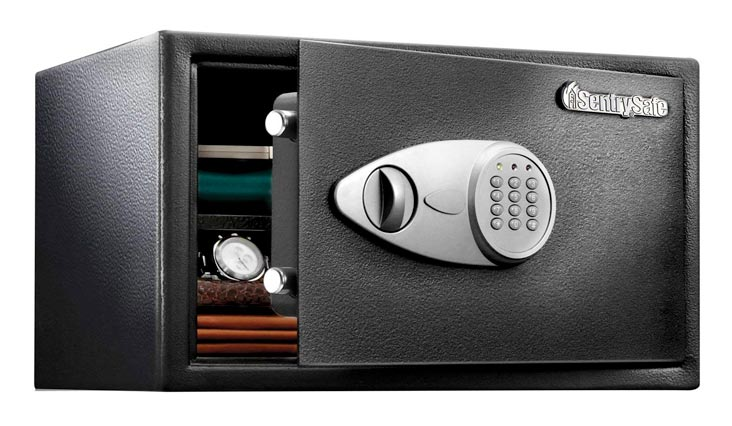 Security Safe, Extra Large Digital Lock Safe, 1.2 Cubic Feet, X125