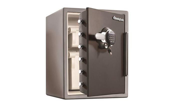Fire and Water Safe, XX Large Digital Safe, 2.05 Cubic Feet