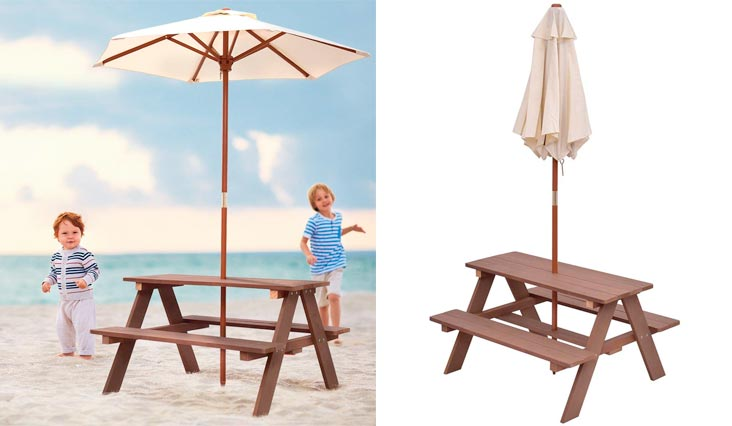 Fabulous Top 10 Best Collective Picnic Table For Kids In Review Fox Download Free Architecture Designs Scobabritishbridgeorg