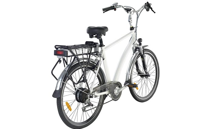 Yukon Trails Xplorer Sport Hybrid Electric Bike