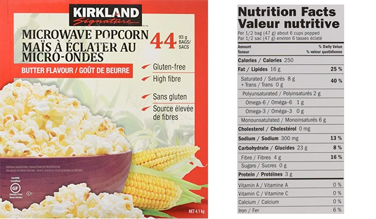 Microwave Popcorn For Home Movie In Review