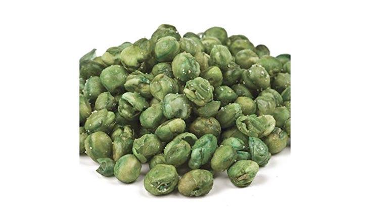 SweetGourmet Snack Peas - Healthy Snacks (Roasted & Salted, 4Lb)
