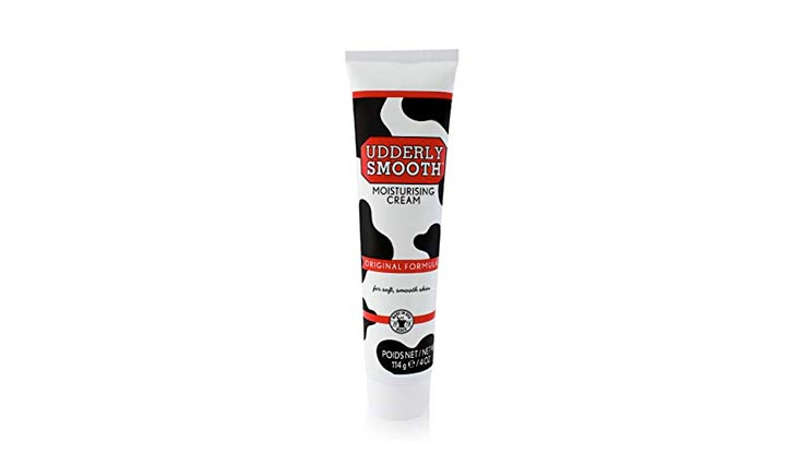 Udderly Smooth Hand Cream 4 oz