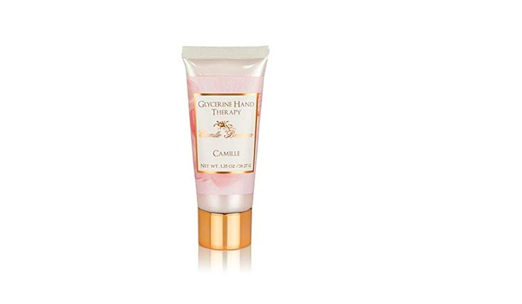Camille Beckman Glycerine Hand Therapy Cream, Signature Camille, 1.35 Ounce