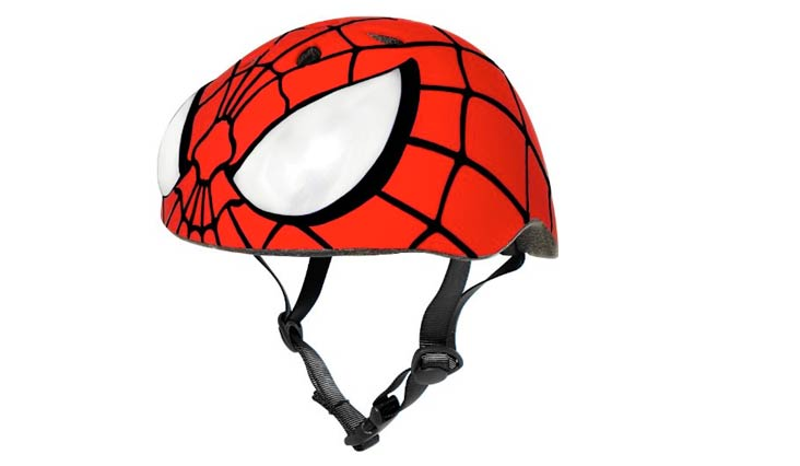 Bell Spider-Man Child Helmets