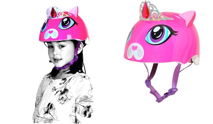 C-Preme Raskullz Girls Helmet - Ages 5+