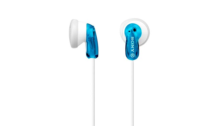 Sony MDRE9LP/BLU Earbud Headphones