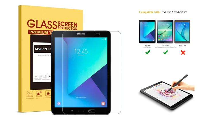 Best Screen Protector for Tablet Under 20 Dollars in Review