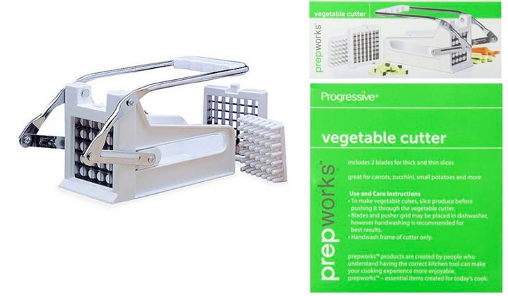 Progressive International Vegetable Cutter
