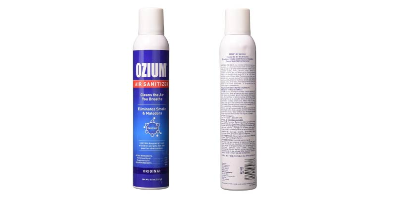 Ozium Air Freshener & Sanitizer (8 oz.)